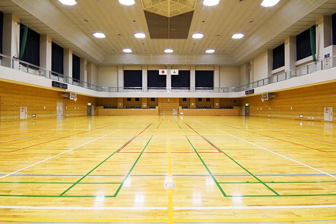 施設紹介/ 福岡市立西体育館